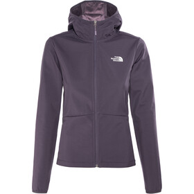 The North Face Tanken Highloft Softshell Jacket Damen dark eggplant purple/black plum